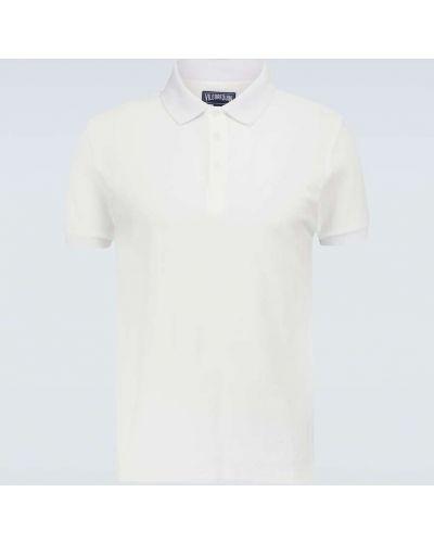 Хлопковая рубашка - белая Vilebrequin