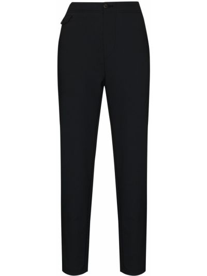 Czarne spodnie wełniane Visvim