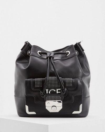 Черная сумка Ice Play