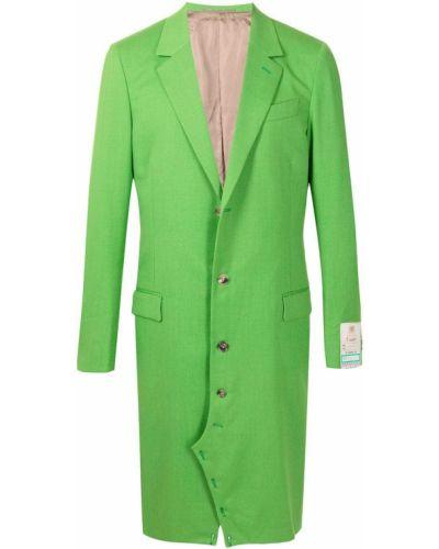 Zielony kombinezon wełniany Doublet