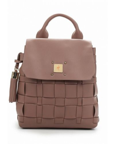 Розовый рюкзак Menbur