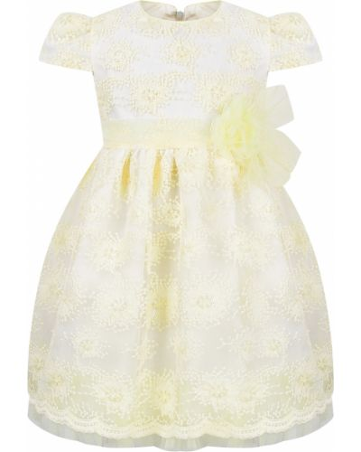 Платье - желтое Aletta