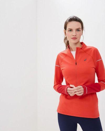 Красная спортивная футболка Asics