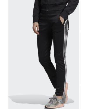 Спортивные брюки зауженные с лампасами Adidas