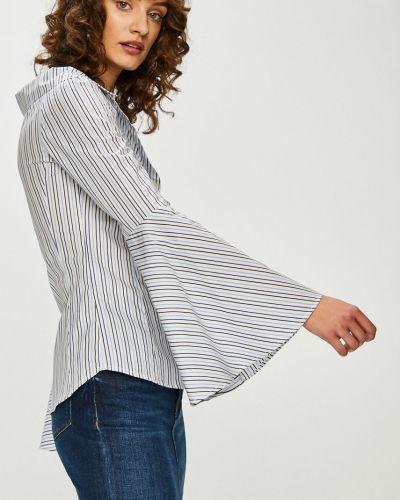 Блузка с длинным рукавом хлопковая на пуговицах Pinko