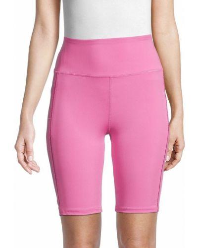 Байковые розовые велосипедки для плаванья Nanette Lepore