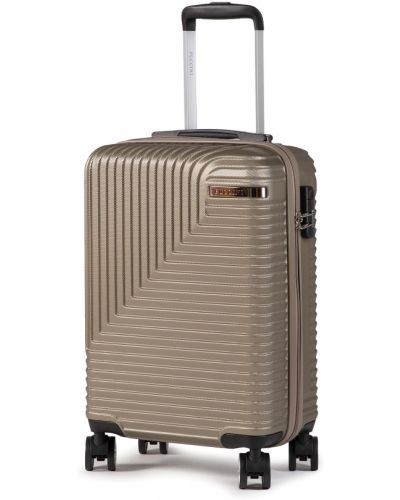 Brązowa walizka Puccini