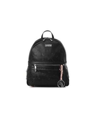 Рюкзак черный Ferre Collezioni