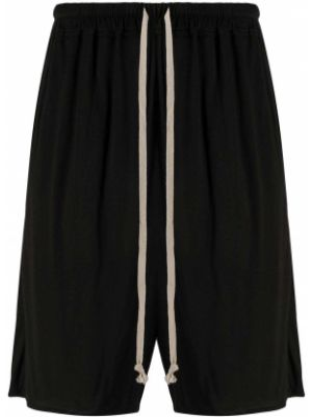 Черные шорты Rick Owens Lilies