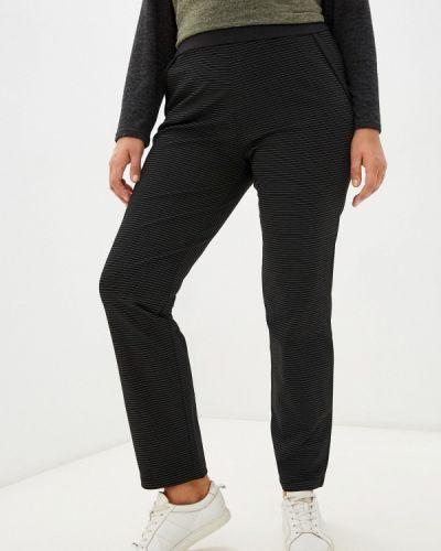 Прямые брюки - черные Svesta