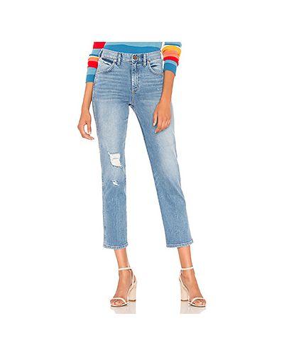 Прямые джинсы с карманами Wrangler