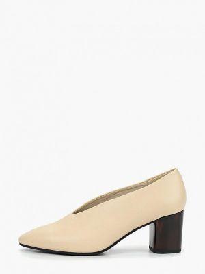 Кожаные туфли на каблуке Vagabond