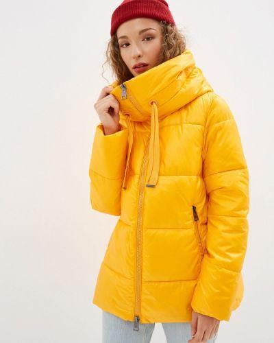 Утепленная куртка демисезонная осенняя Rinascimento
