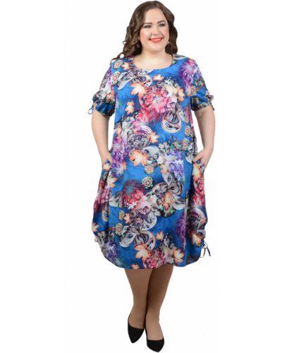 Платье в стиле бохо из штапеля Avigal (avrora)