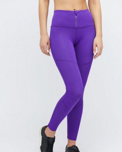 Леггинсы фиолетовый Carica&x-woyz