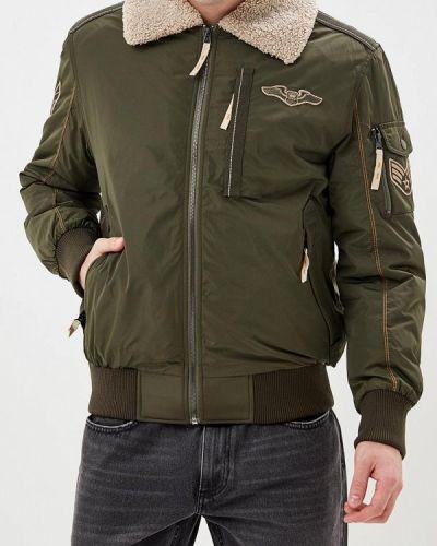 Утепленная куртка демисезонная осенняя Vizani