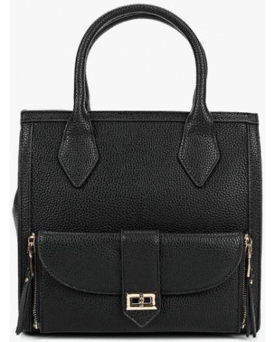 Кожаный сумка с ручками Love Republic