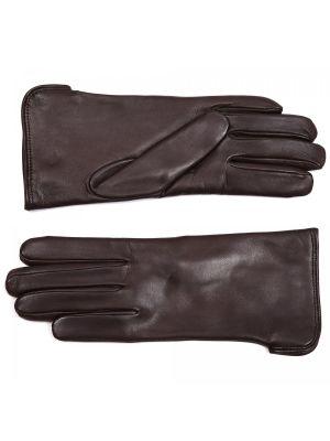 Коричневые итальянские перчатки Merola Gloves
