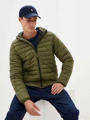 Утепленная куртка хаки Blend