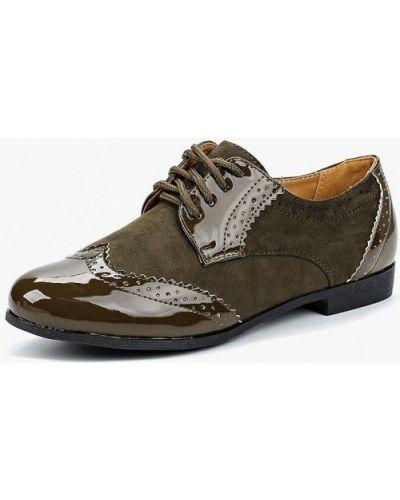 Кожаные туфли Vh