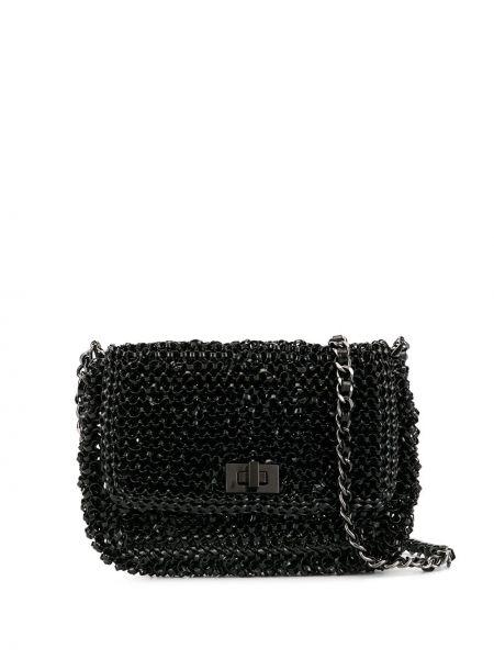 Черная маленькая сумка Anteprima