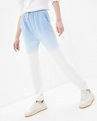 Белые спортивные брюки The Kooples