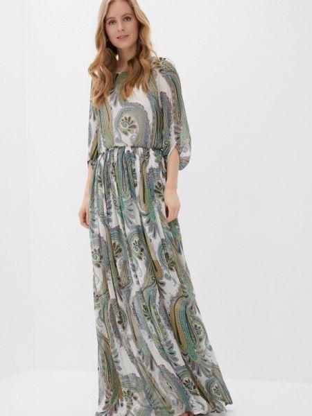 Вечернее платье на тонких бретелях весеннее Nothing But Love