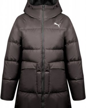 Утепленная куртка спортивная со вставками Puma
