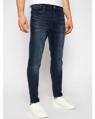Obcisłe dżinsy Tommy Jeans
