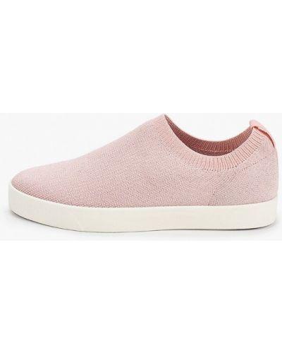 Слипоны розовый низкие Caprice
