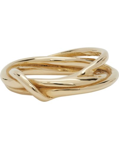 Кольцо золотое Faris