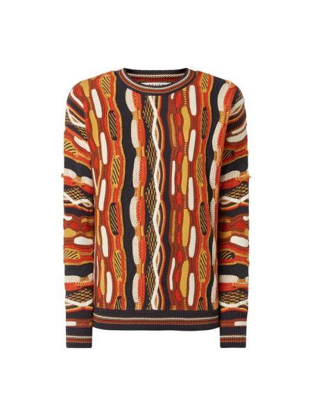 Pomarańczowy sweter bawełniany Review