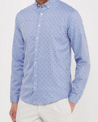 Синяя рубашка Lindbergh