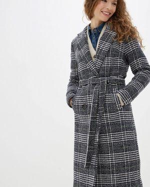 Пальто - синее Glam Goddess