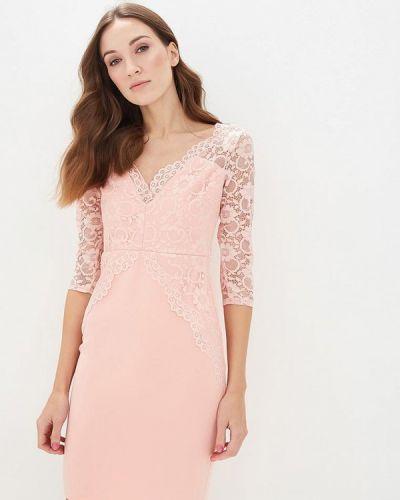 Вечернее платье осеннее розовый Dorothy Perkins