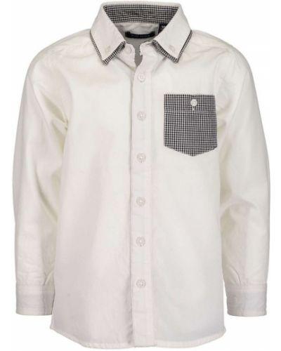 Рубашка хлопковая однотонная Blue Seven