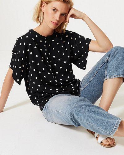 Блузка - черная Marks & Spencer