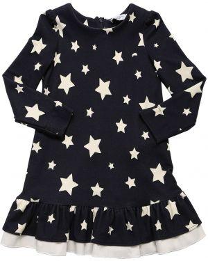 Платье на молнии из вискозы Monnalisa