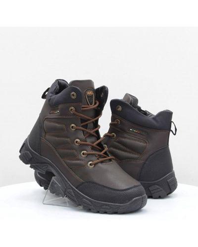 Кожаные ботинки - черные Stylen Gard