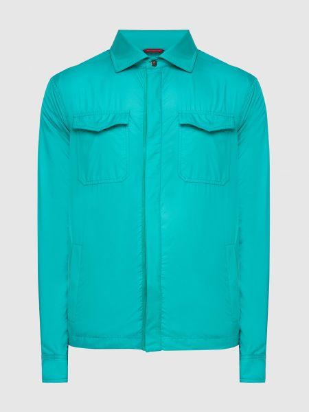 Куртка - бирюзовая Isaia