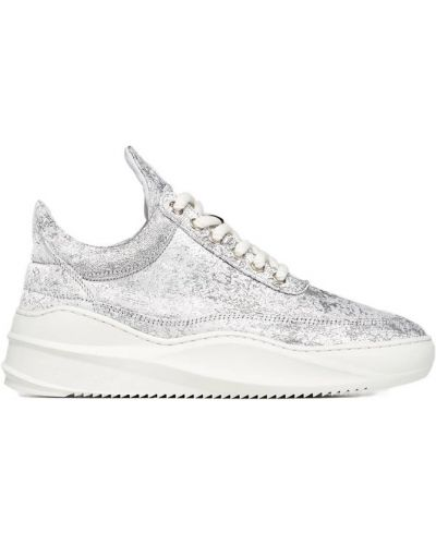 Sneakersy - szare Filling Pieces