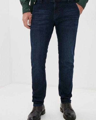 Зауженные джинсы - синие Whitney