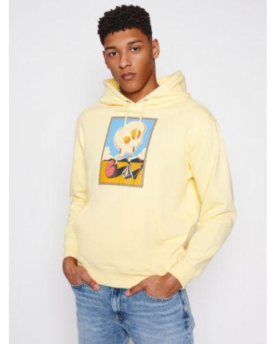 Bluza - żółta Volcom