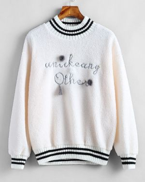 Пуловер Zaful