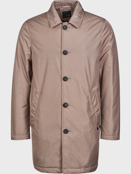 Пальто на пуговицах - бежевое Lab. Pal Zileri