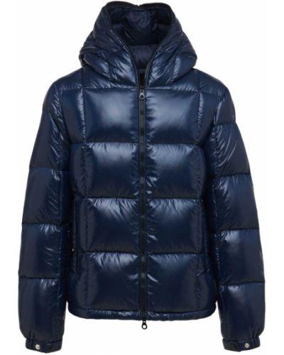 Niebieska kurtka Duvetica