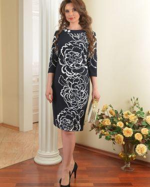 Платье с цветочным принтом платье-сарафан Salvi-s