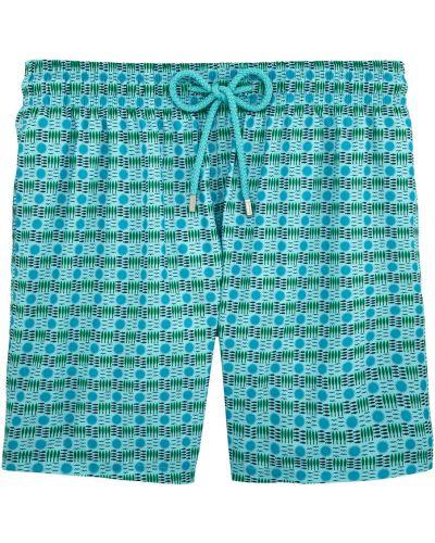 Niebieskie kąpielówki Vilebrequin