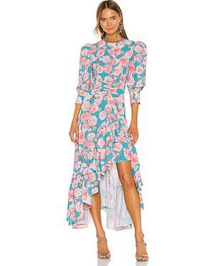 Платье мини облегающее макси Mergim