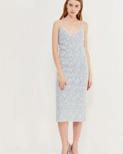 Вечернее платье - голубое Soeasy